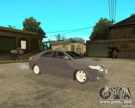 Toyota Camry XV40 2007 for GTA San Andreas right view