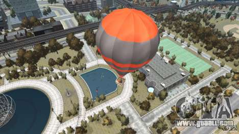 Balloon Tours option 4 for GTA 4 back left view