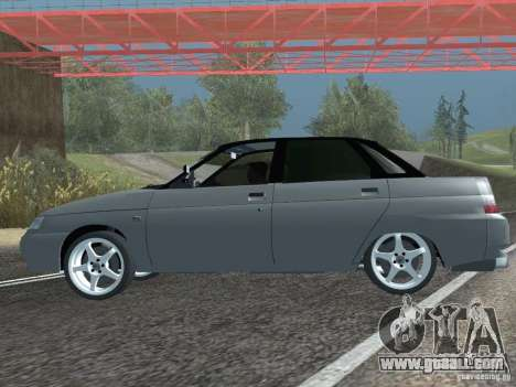 LADA 21103 Maxi for GTA San Andreas left view