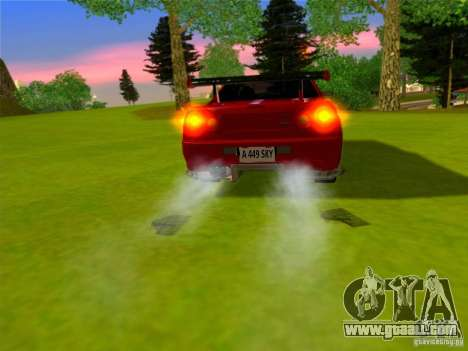 Nissan Skyline GT-R 34 for GTA San Andreas