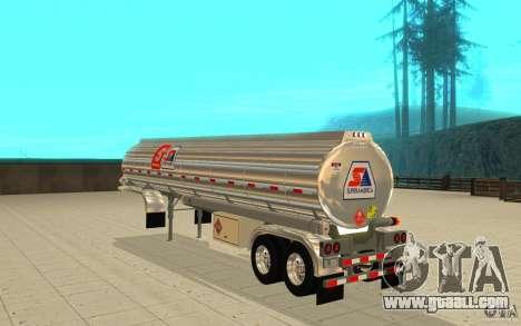 Semi Petrotr for GTA San Andreas