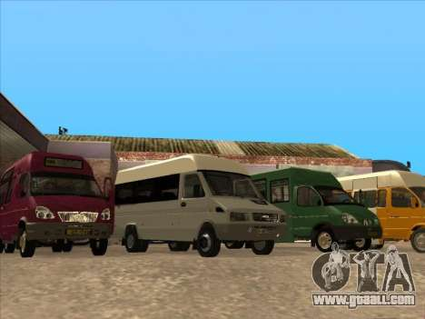 Iveco TurboDaily 35-10 for GTA San Andreas back view