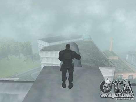 Hobo for GTA San Andreas third screenshot