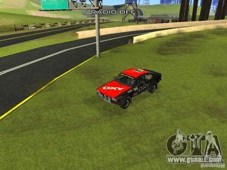 Opel Kadett for GTA San Andreas engine