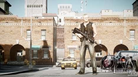 Merle Dixon for GTA 4 forth screenshot