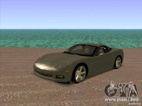 Enb from GTA IV for GTA San Andreas forth screenshot