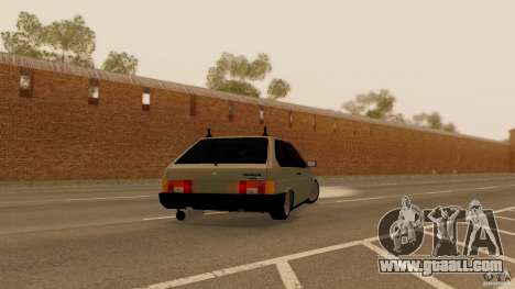 VAZ 2108 for GTA San Andreas left view