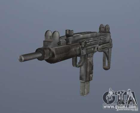 Grims weapon pack2 for GTA San Andreas sixth screenshot