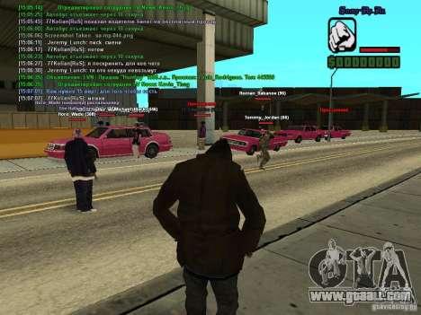 SA:MP 0.3d for GTA San Andreas sixth screenshot
