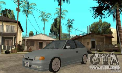 Opel Astra GSI 1993 Stock for GTA San Andreas