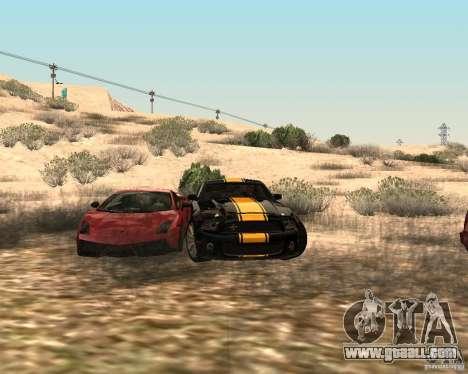 ENBSeries by Nikoo Bel for GTA San Andreas third screenshot