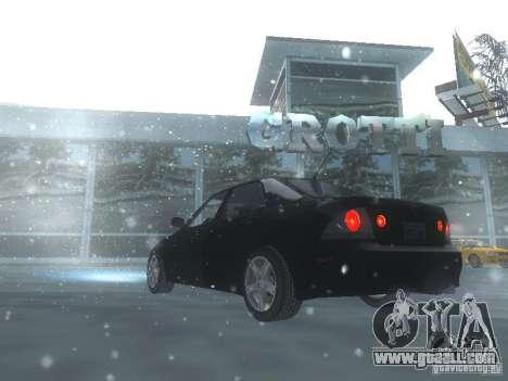 Lexus IS300 for GTA San Andreas wheels