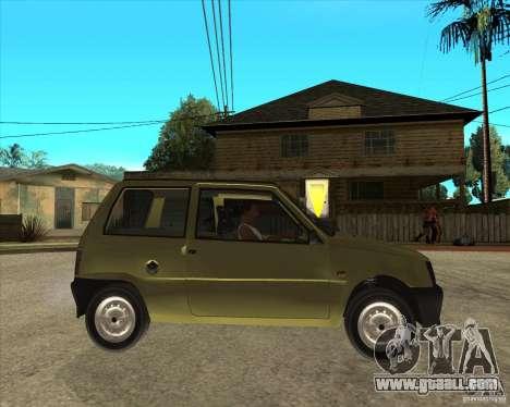 OKA 1111 Kamaz for GTA San Andreas right view
