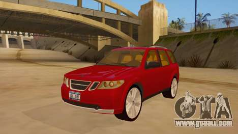 Saab 9-7X for GTA San Andreas