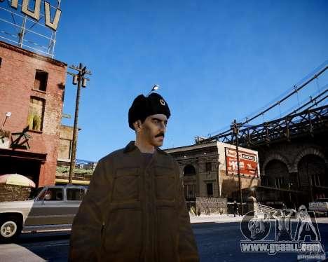 Niko - Stalin for GTA 4 third screenshot