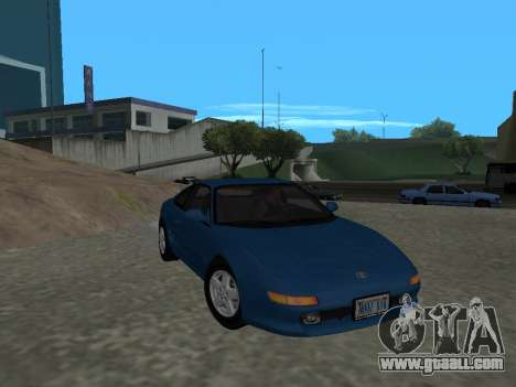 Toyota MR2 GT for GTA San Andreas