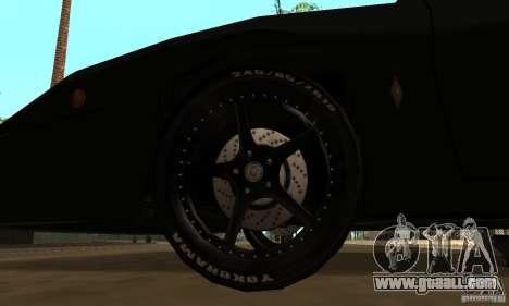 Tuning Kits Sport Wheel for GTA San Andreas second screenshot