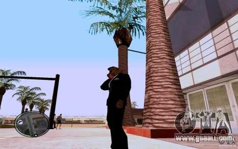 HTC Sensation for GTA San Andreas second screenshot