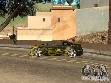 Chevrolet Cobalt SS Shift Tuning for GTA San Andreas left view