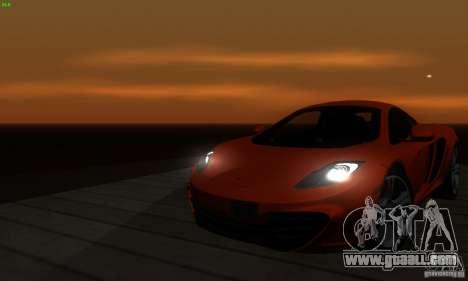 Ultra Real Graphic HD V1.0 for GTA San Andreas tenth screenshot
