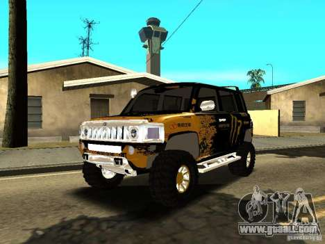 Scion xB OffRoad for GTA San Andreas