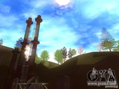 Spring Season v2 for GTA San Andreas ninth screenshot