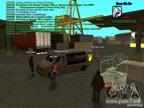 SA:MP 0.3d for GTA San Andreas seventh screenshot
