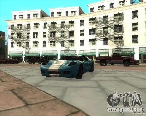 MOD from Jyrki for GTA San Andreas forth screenshot