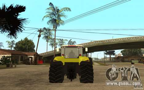 CLAAS Axion 850 for GTA San Andreas left view