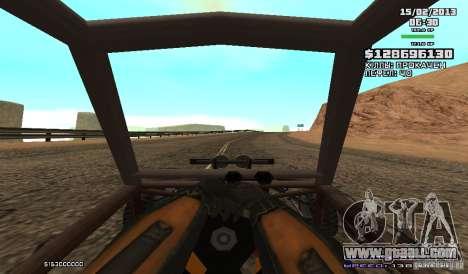 Gordon Freeman for GTA San Andreas forth screenshot