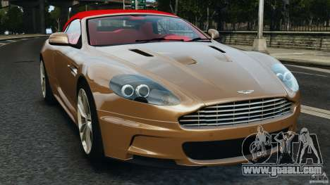 Aston Martin DBS Volante [Final] for GTA 4