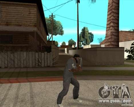 Rambo HD for GTA San Andreas third screenshot