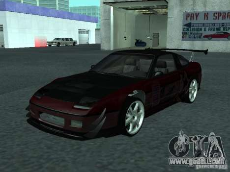Nissan 240 SX for GTA San Andreas