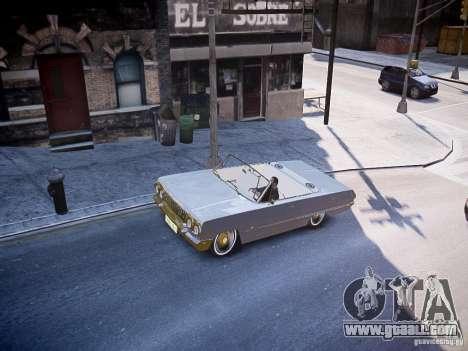 Chevrolet Impala 63 for GTA 4