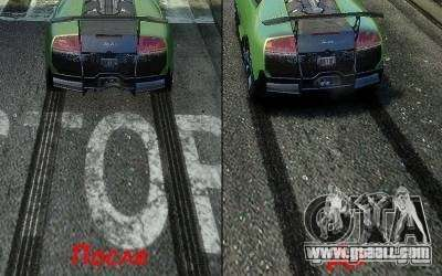 New textures and beats for GTA 4