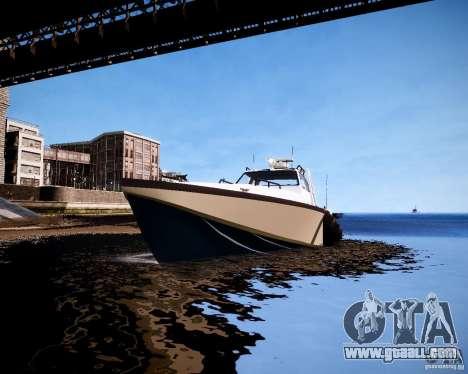Russian Predator for GTA 4 right view