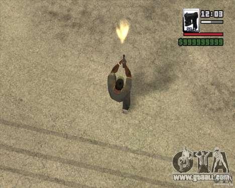 Glock new version for GTA San Andreas third screenshot