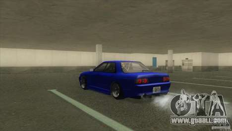 Nissan Skyline R32 GTS-T for GTA San Andreas left view