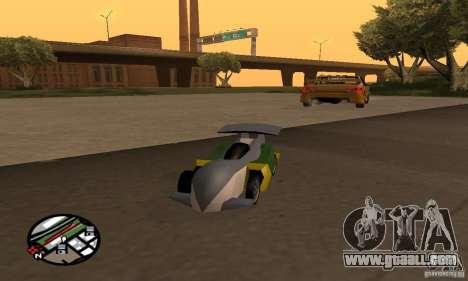 RC vehicles for GTA San Andreas eighth screenshot