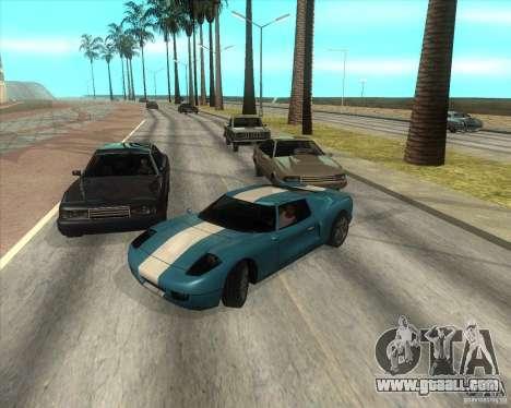 MOD from Jyrki for GTA San Andreas second screenshot