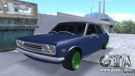 Datsun 510 Drift for GTA San Andreas
