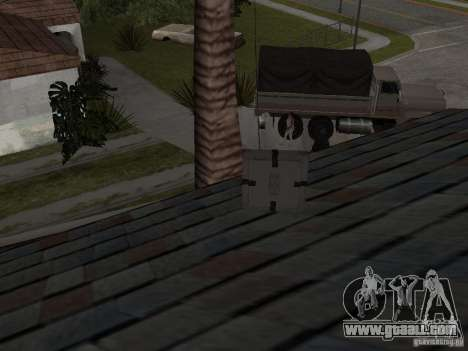Weapon Pack for GTA San Andreas eighth screenshot