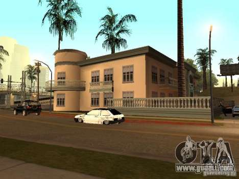 Grand Street for GTA San Andreas forth screenshot