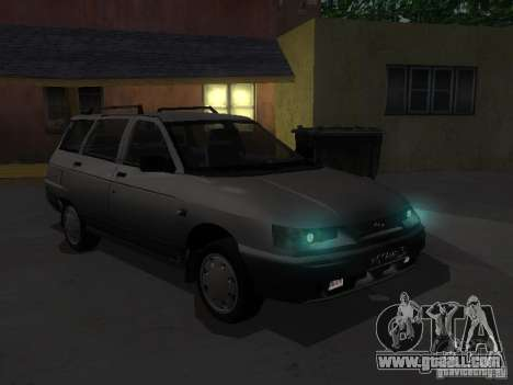 VAZ 21114 for GTA San Andreas left view