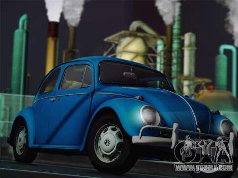 Volkswagen Beetle 1967 V.1 for GTA San Andreas