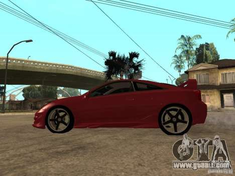 Toyota Celica Veilside for GTA San Andreas left view