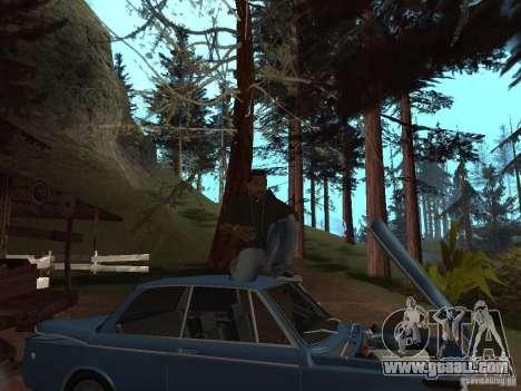 Xzibit for GTA San Andreas third screenshot