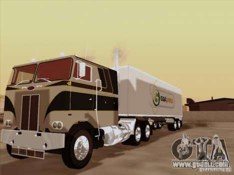 Peterbilt 352 for GTA San Andreas