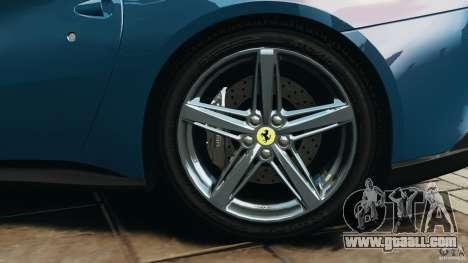 Ferrari F12 Berlinetta 2013 [EPM] for GTA 4 upper view