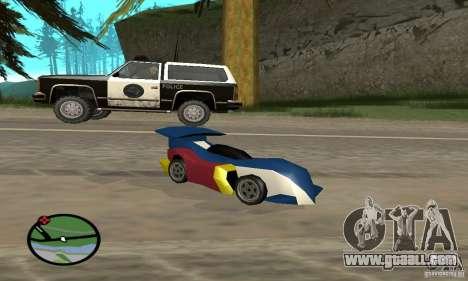 RC vehicles for GTA San Andreas